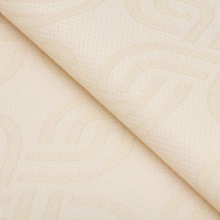 Papel de parede Geometrico Creme - Classici A92302