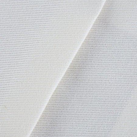 Tecido Para Sofá e Estofado Branco Largura 1,60m - SAR-03