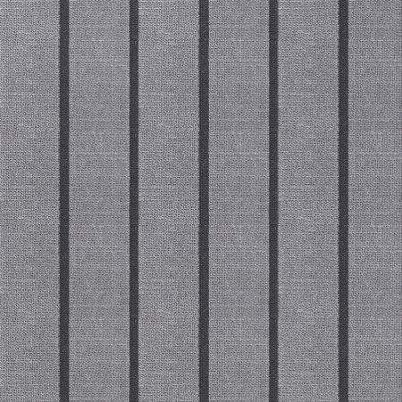 Tecido para Sofá Jacquard Listrado Cinza - Largura 1,40m - PIS-03