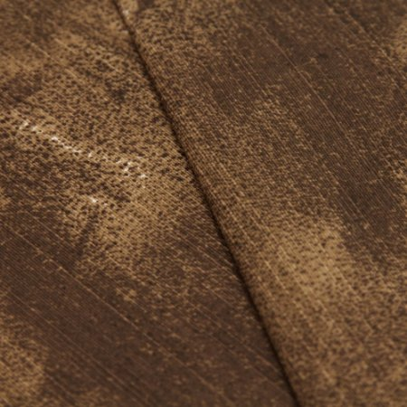 Tecido Abstrato Tons de Marrom e Bege - Turquesa 45