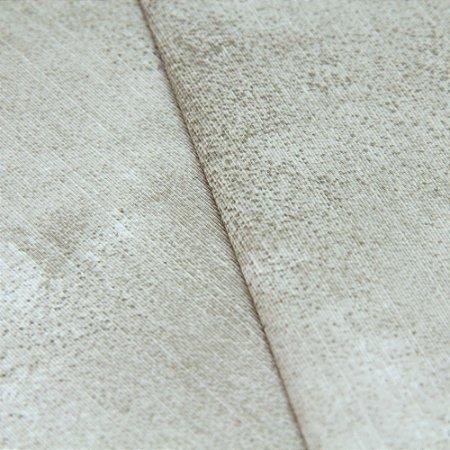 Tecido Abstrato Tons de Cinza - Turquesa 50