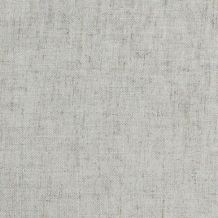 Linho Para Cortina Doha Eco Cinza Largura 2,90m - DOH64