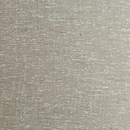Linho Para Cortina Doha Bege Rato Largura 2,80m - DOH72