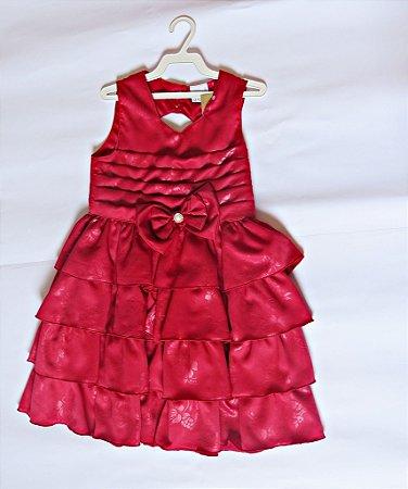 Vestido de festa infantil