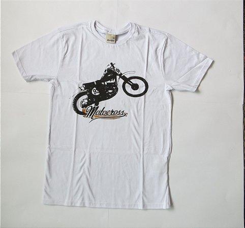 camiseta infantil masculina moto