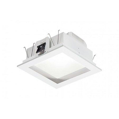 Spot de Embutir Quadrado - EF35-E11100840 Abalux