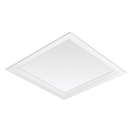 Luminária LED de Embutir Quadrada - LEDC41-4K Abalux