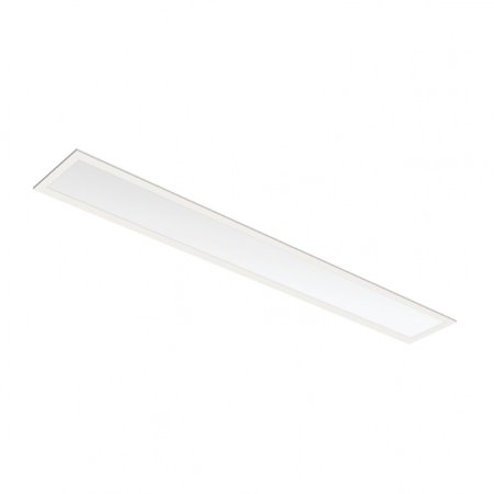 Luminária LED de Embutir Retangular - LEDC50-3K Abalux