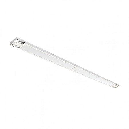 Luminária LED de Sobrepor Retangular - LEDC64-3K Abalux