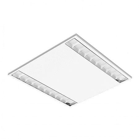 Luminária LED Slim de Embutir - LEDC69-4K Abalux