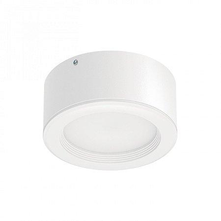 Plafon LED de Sobrepor Redondo - LEDT07-6K Abalux