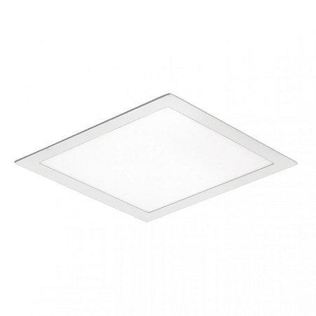 Painel LED de Embutir Quadrado 24w 3000k 1700lm - LEDT15-3K Abalux
