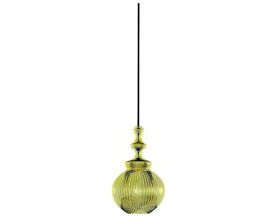 Pendente em vidro dourado - 6457 Mart Collection