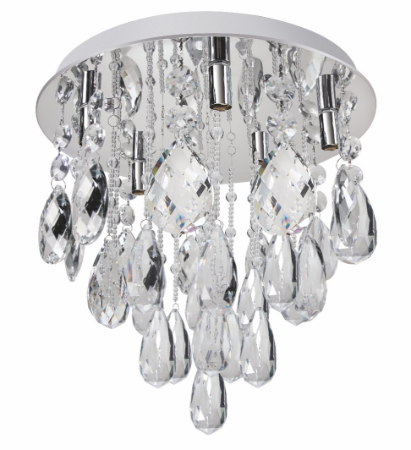 Plafon Crystal Diamond - SI001