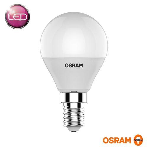 LÂMPADA LED CLASSIC P (BOLINHA) 3W 2700K-6500K 260lm BIV E27 LEDVANCE OSRAM