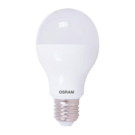 Kit 03 lâmpadas Leds Bulbo 12W 6500K 1311LM E27 Biv Osram