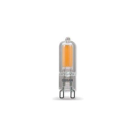 Lâmpada Led Halopin 2W 2500K 200LM G9 127V Osram