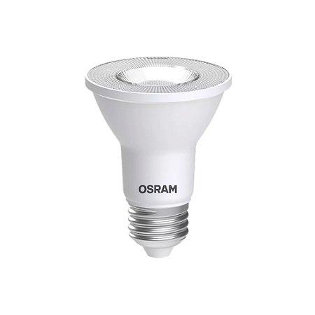 Lâmpada Led PAR20 6.5W 3000K 525LM E27 Biv Osram
