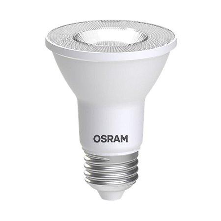 Lâmpada Led PAR20 7W 3000K 525LM E27 Biv IP65 Osram