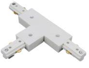 Conexão T Esquerda para Trilho Eletrificado Preto Osram