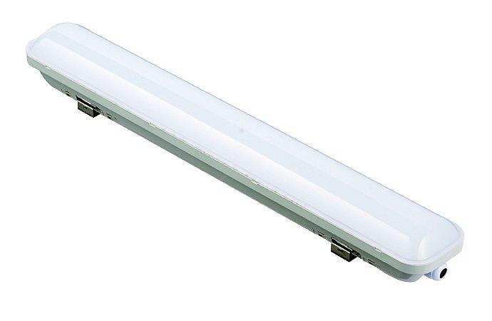 Luminária de Sobrepor Led Hermética 18W 6500K 2160LM Osram