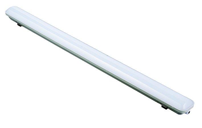 Luminária de Sobrepor Led Hermética 40W 3000K 4800LM Osram