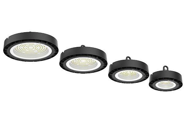 Luminária de Sobrepor Led Higbay 80W 6500K 8.000 220V Osram