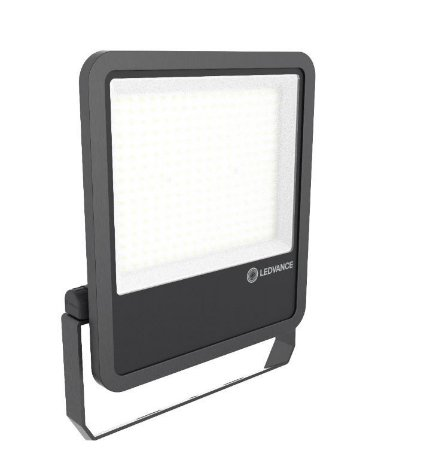 Refletor Floodlight 125W 3000K 15000LM Biv Preto Osram
