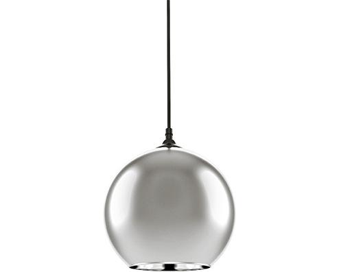 Luminária Globo em vidro Cromado - D:20cm - 4147 Mart Collection