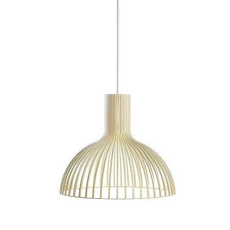 Pendente em madeira design Victo - 4621 Mart Collection