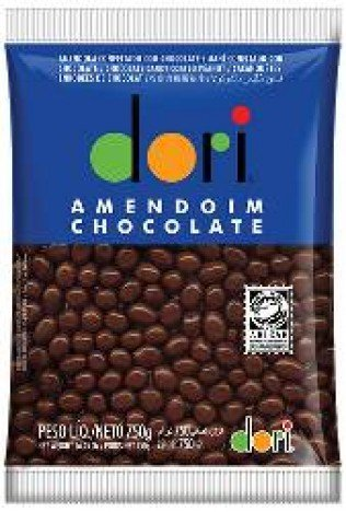 Amendoim Chocolate 500G- Dori