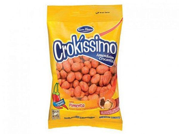 Amendoim Crocante Crokíssimo Pimenta 1Kg Tipo Exportação - Catelândia