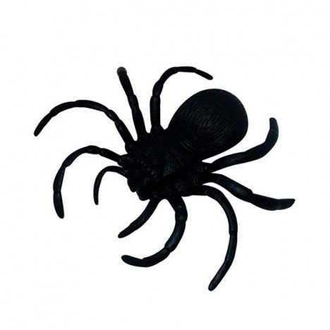 Aranha Decorativa Gigante Halloween Edition 1 Un - Catelândia