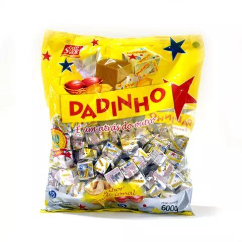 Bala Dadinho 600g Bono Gusto - Catelândia