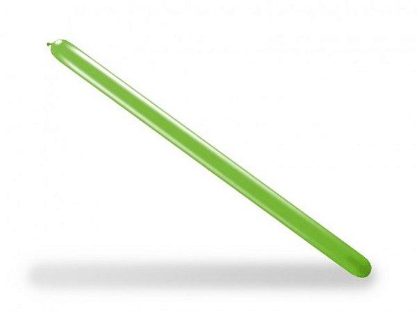 Balão Palito Para Modelagem Verde Maçã 50 Un - São Roque