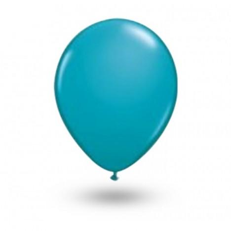 Balão Série Imperial Azul Oceano n° 07 Pacote 50 Un - São Roque