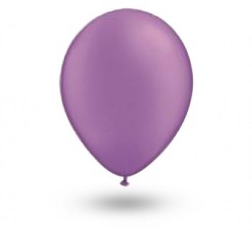 Balão Série Imperial Purpura n° 07 Pacote 50 Un - São Roque
