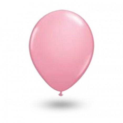 Balão Série Imperial Rosa Baby n° 07 Pacote 50 Un - São Roque