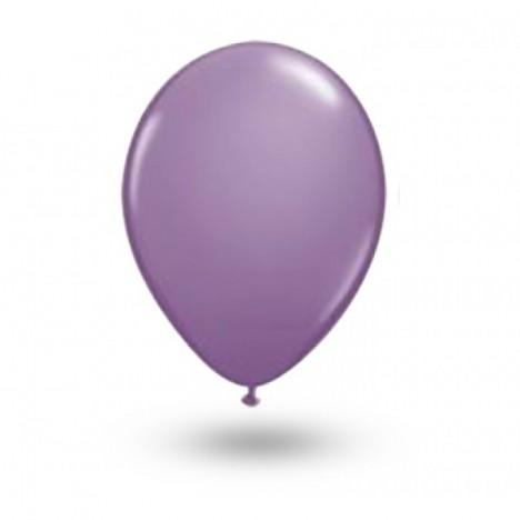 Balão Série Imperial Roxo Ametista n° 07 Pacote 50 Un - São Roque