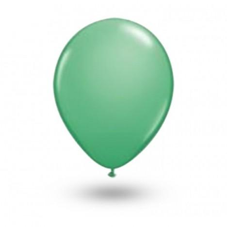 Balão Série Imperial Verde Jade n° 07 Pacote 50 Un - São Roque