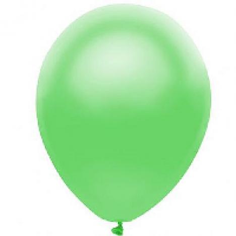 Balão Verde Lima n° 06 Pacote 50 Un - Sempertex