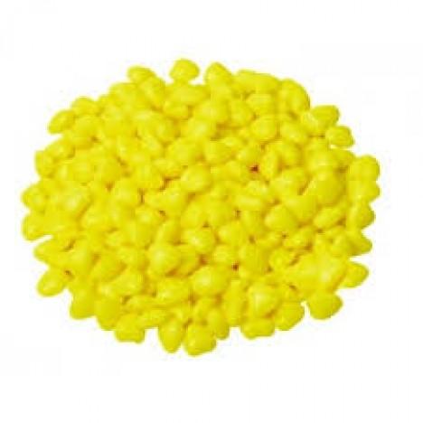 Balinha Coração Amarela para Mesa de Guloseimas 500g - Catelândia