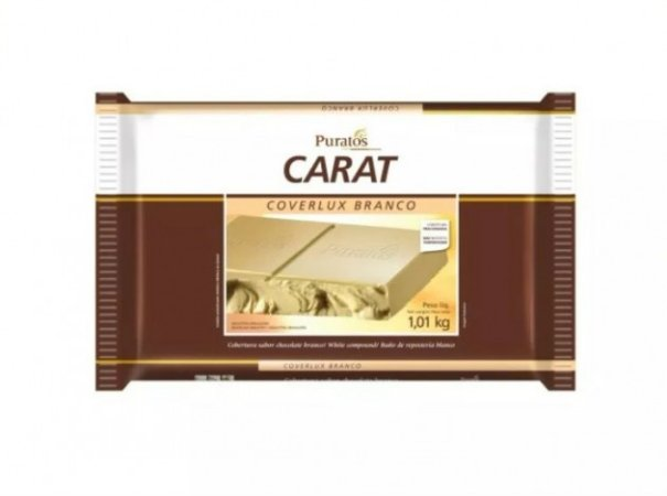 Barra de Chocolate Branco Para Derreter, Ovos de Páscoa - 1 Kg