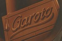 Barra de Chocolate Cobertura Meio Amargo 1 Kg (Para Derreter) - Garoto