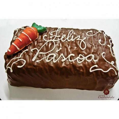 Bolo de Páscoa Colomba Pascal Trufada Chocolate e Mexirica - 500g