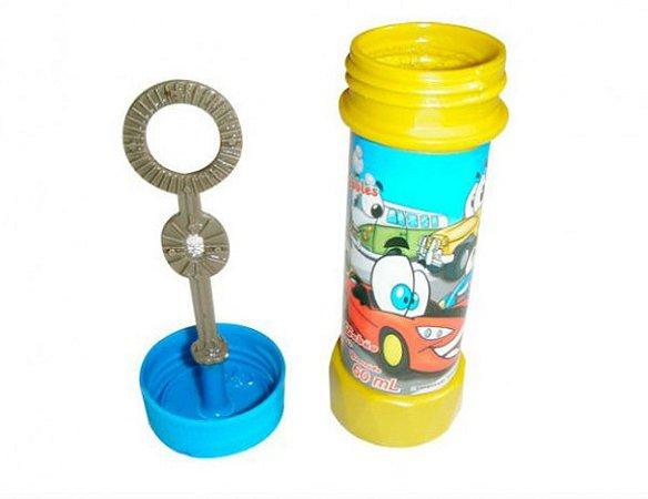 Brinquedo Bolhas de Sabão p/ Festas 60ml - Catelândia