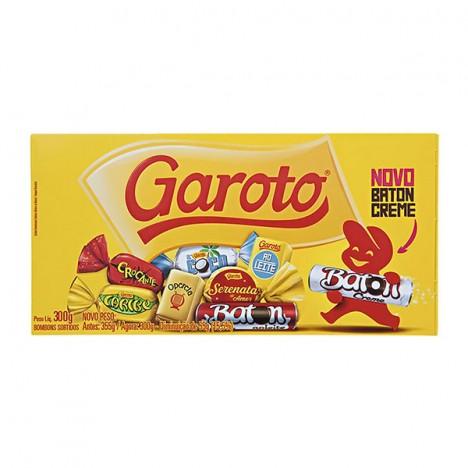 Caixa de Bombons Sortidos Garoto 300 Gramas - Catelândia