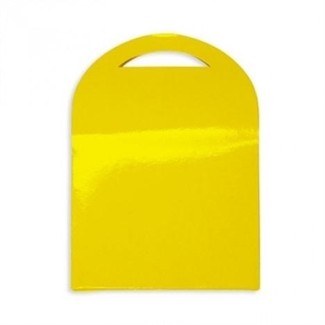Caixa Surpresa para Doces e Guloseimas Amarela 08 Un - Catelândia