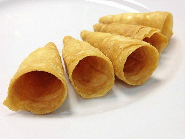 Canudinho Frito - Para Rechear - 30 Unidades - Catelândia