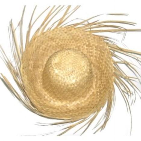 06 Chapéus de Palha Desfiado para Festa Junina - Catelândia